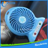 Beweglicher und nachladbarer Ventilator mit USB-oder Zigarre-Feuerzeug-Kontaktbuchse