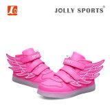 Ботинки спортов обязанности СИД способа обуви светлые для малышей девушок мальчиков