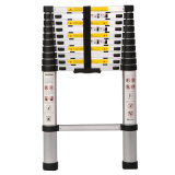 En 131 Standard Aluminum Telescopic Ladder with 10 Steps