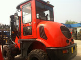 местность Forklift 3.5ton Rough