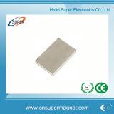 Магниты блока неодимия Китая N40 прямоугольные