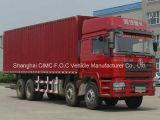 Shacman F3000 8X4 Euro IV Cargo Truck