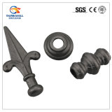 Sicurezza Wrought Iron Fence e Gate Accessories Head Ball