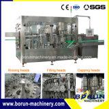 Carbonated 5000bph машина упаковки воды питья/соды заполняя