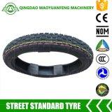 weg China-Marken-Rabatt-Motorrad-den Reifen von der Straßen-2.75-17 für Verkauf