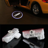 Proyector del laser de la cortesía de la puerta de coche del LED para la luz de insignia agradable de VW