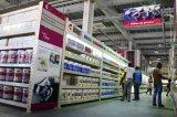 Low service clé en main de coût, y compris Décoration Steel Structure Supermarché