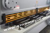 Машина ножниц CNC гидровлическая, автомат для резки, машина ножниц гильотины (QC11k-16X6000)