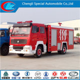 12000L Sinotruk Fire Fighting Truck con Good Performance