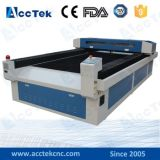 세륨 Approved Jinan Acctek 150W Wood Cutting CNC Laser Cutting Machine Price