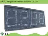 """12 controlos remoto ao ar livre de """" sinal do diodo emissor de luz do preço gás (TT30)"""