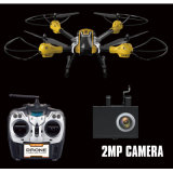 Игрушка Айркрафт RC Quadcopter управлением Romote ратника неба камеры