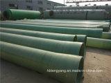Grande tubo idraulico della trasmissione FRP del diametro GRP