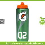Bottiglia di acqua del PE, bottiglia di acqua di sport, bottiglia della bevanda