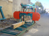 Saleのための水平のBand Saw Electric Portable Sawmill