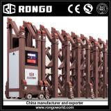 Portello principale di piegatura elettrica di marca di Rongo