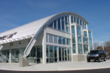Bogen-Dach Stahlkonstruktion-Büro (KXD-SSB1066)
