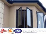 Porte coulissante en aluminium de PVC d'approvisionnement de constructeur de 6 Chine