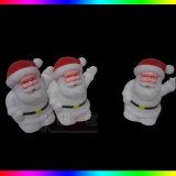 De Gift van de Lamp van de Verandering van de Kleur van de Lamp van de LEIDENE Gift van Kerstmis