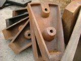 Doublures de moulin faites avec du divers matériau pour le moulin d'AG/Sag, broyeur à boulets