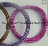 Провод Китая покрынный PVC гальванизированный для здания