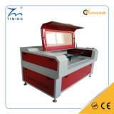 Ткань поставщика Китая/ткани/игрушки/ткань домашнего тканья автоматическая подавая кожаный автомат для резки лазера одежд с сертификатом Ce
