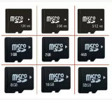 Подгонять любую карточку TF карты памяти Univeral карточки SD емкости микро-