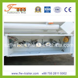 45000L 3axle Carbon Steel Fuel Tank Semitrailer