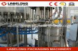 Baixo Capacity Linha de produção Carbonated do engarrafamento do refresco da bebida/maquinaria de enchimento