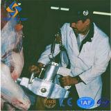 L'ouverture de poitrine d'équipement d'abattage de bétail a vu