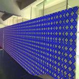 LED表示を広告するP6屋内ダイカストで形造るキャビネット