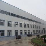 専門家によって設計されるプレハブの鉄骨構造の倉庫