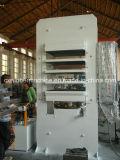 100t Plate Vulcanizer Pressing Machine / Hot Plate Rubber Machine