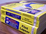 Книги желтого слоения крышки штейнового Softcover