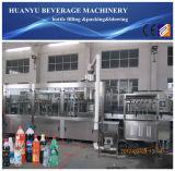 Machine de remplissage d'eau de soda et de boissons gazéifiées (DCGF32-32-10)