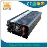 Fabricante solar 3kw de China de la apagado-Red del inversor del coche del convertidor de la eficacia alta