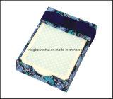 Пусковая площадка примечания качества Hight/блокнот с Handmade бумажной коробкой