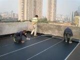 EPDMの地階か防水の屋根ふきの膜