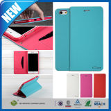 iPhone 6 Plus를 위한 가죽 Card Slot Holder Flip TPU Back Cases