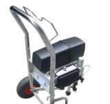Электрический безвоздушный спрейер с насосом поршеня, крася машиной