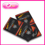Kondom-Extensions-Typen enthalten dünnes Extrakondom, verzögern Kondom und punktiertes Kondom