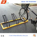 2m Länge für 5 Fahrrad-Karton-Stahlfahrrad-Parken-Standplatz