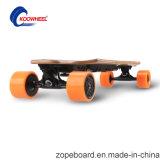 Monopatín eléctrico de 4 ruedas, Longboard con mando a distancia
