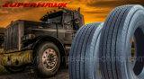 El neumático del carro, Smartway verificó el neumático del mecanismo impulsor, neumático 11r22.5 295/75r22.5 del acoplado