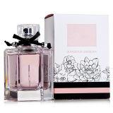 Perfume e névoa corporal com garrafa de vidro