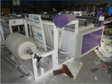 Rolo de película plástica de Rtml-600b/1200b OPP/PE para cobrir a máquina de estaca transversal