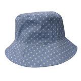 Sombrero del compartimiento con la tela punteada (BT041)