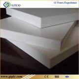 лист доски пены PVC пластмассы 4X8 18mm белый