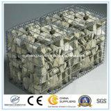 Le fournisseur chaud de la Chine de vente a soudé le cadre de Gabion/treillis métallique soudé Gabion