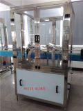 Máquina que capsula de relleno que se lava del agua chispeante
